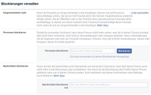 Facebook Konto gehackt