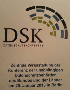 europäischer Datenschutztag